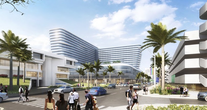Miami Beach Convention Center Hotel Scheduled for Design Review Board
