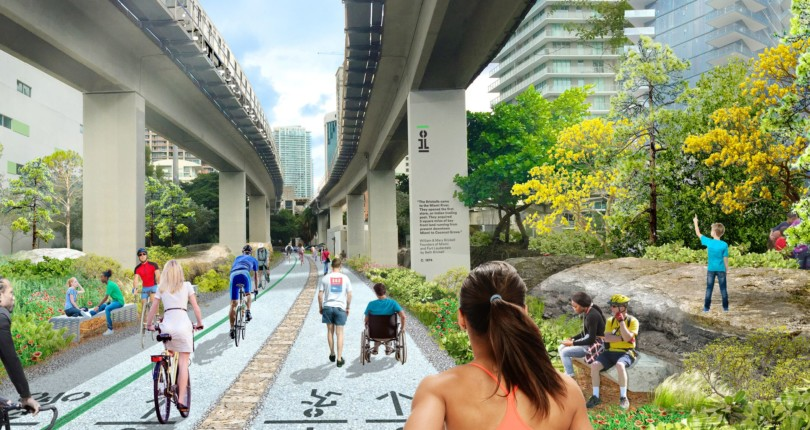 Miami's Underline Underscores Potential of Park Projects