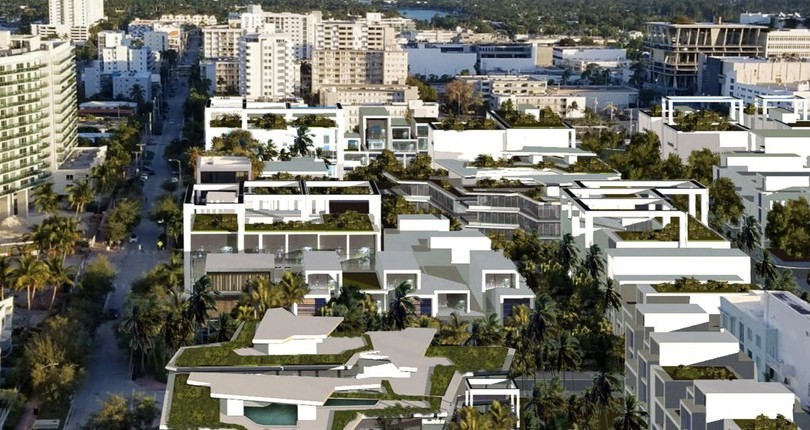West of West Avenue Unveiled in Miami Beach