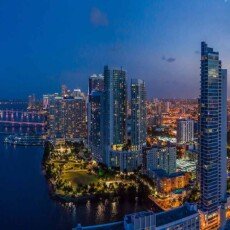 Edgewater miami real estate