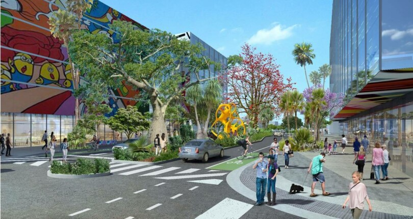 Plan for a Greener Wynwood
