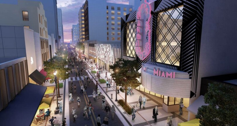What's next for Flagler Street in downtown Miami