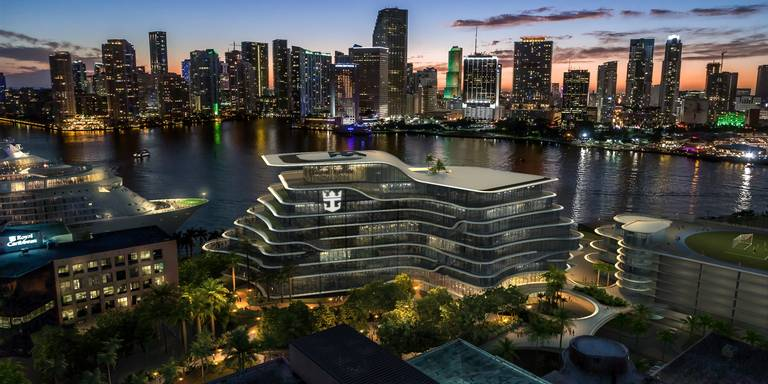 Royal Caribbean Wants To Build $300 Million HQ Building At PortMiami