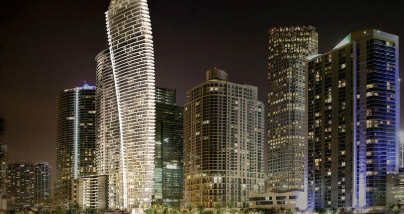 Aston Martin Residences Files Notice Of Commencement For 69-Story Condo Building