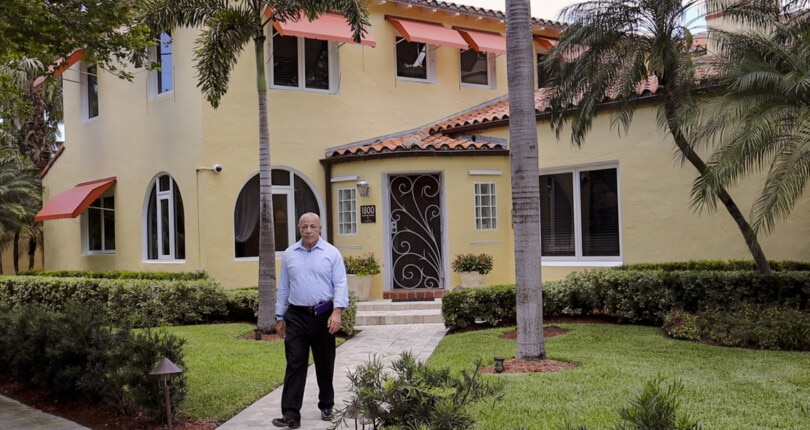 South Beach neighborhood prone to flooding, residents battle over historic label