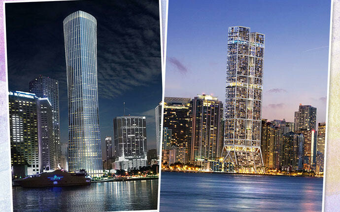 Tallest projects proposed in Miami