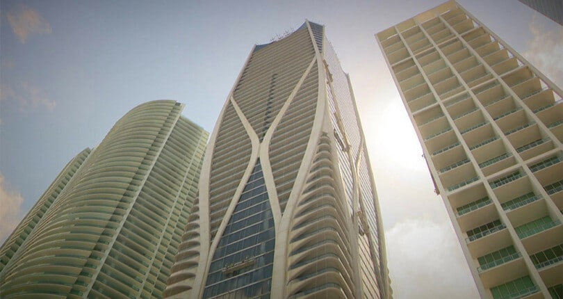 Exclusive Look Inside 1000 Museum The Newest Residential Tower Taking Over Miami's Skyline