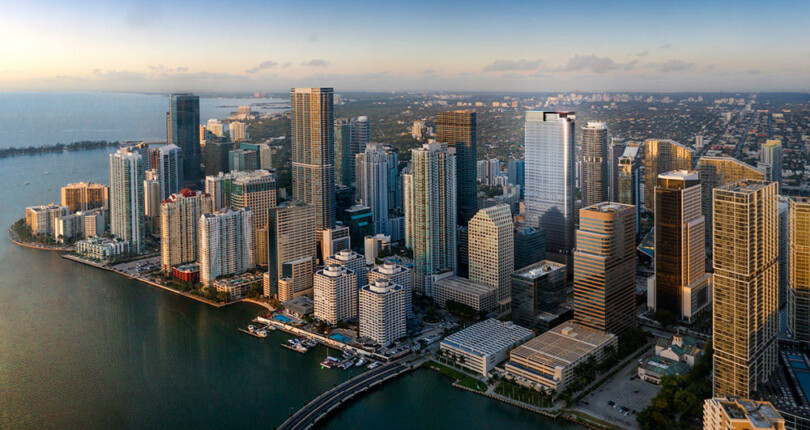 830 Brickell Miami's first new commercial tower in 10 years