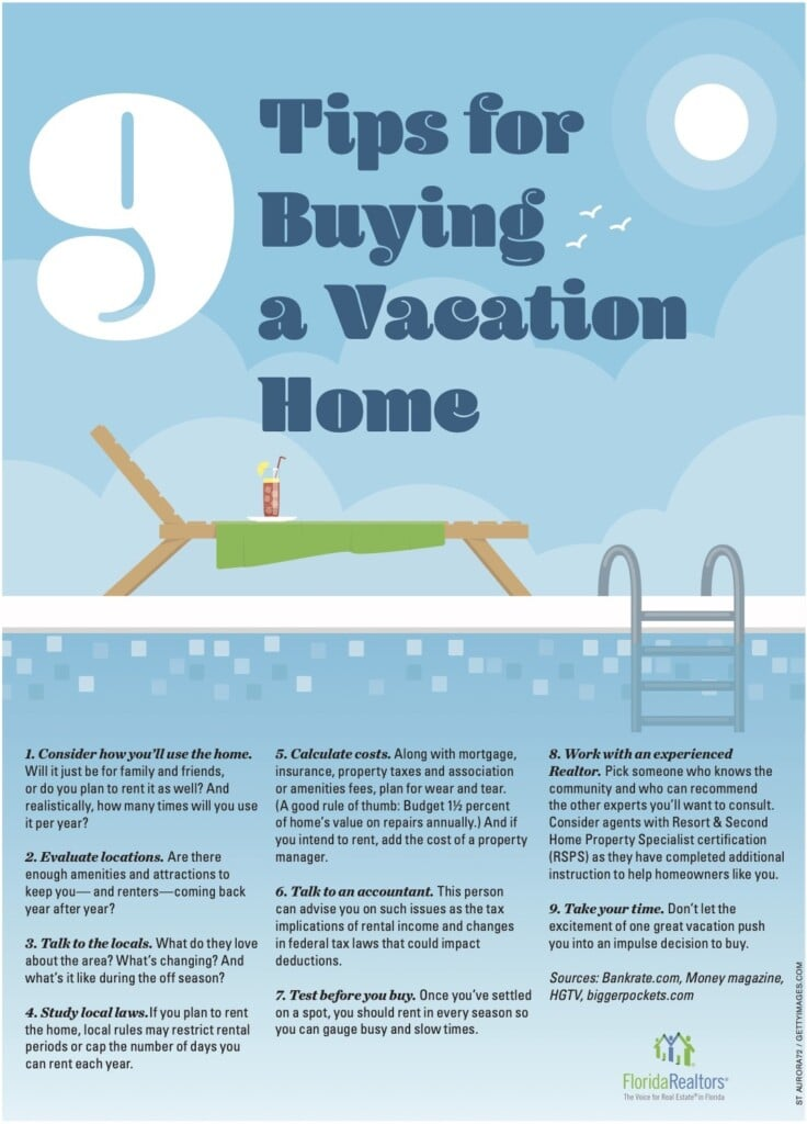 9 Tips for Buying a Vacation Home in Miami FL