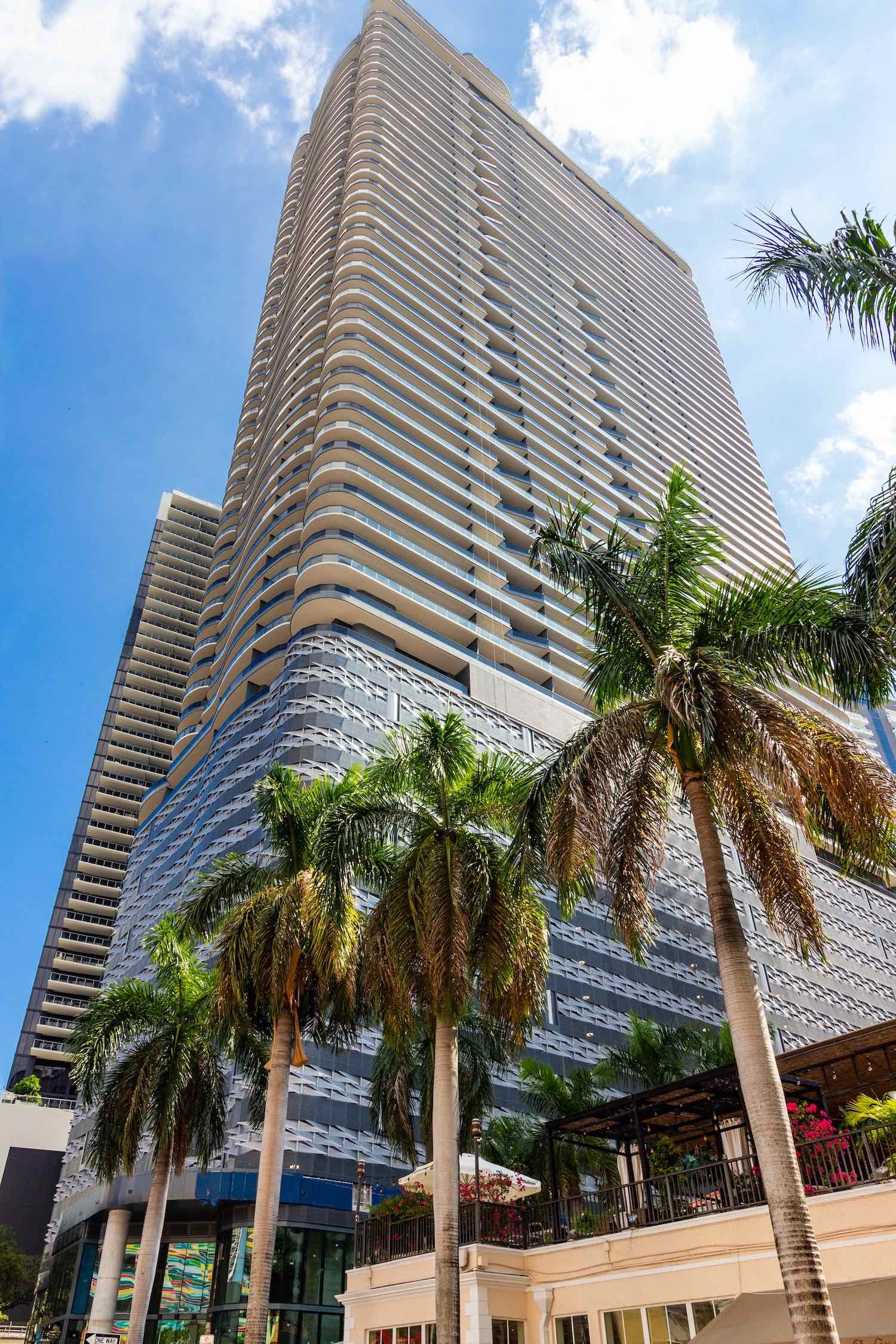 Brickell Flatiron Completed to Become Miami's Fourth Tallest Tower